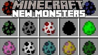 Minecraft DANGEROUS NEW MONSTERS MOD / FIGHT OFF HOARD OF APOCALYPSE BEASTS !! Minecraft Mods