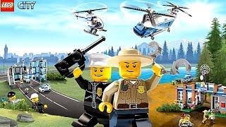 лего сити мультики на русском языке все серии подряд. lego city police