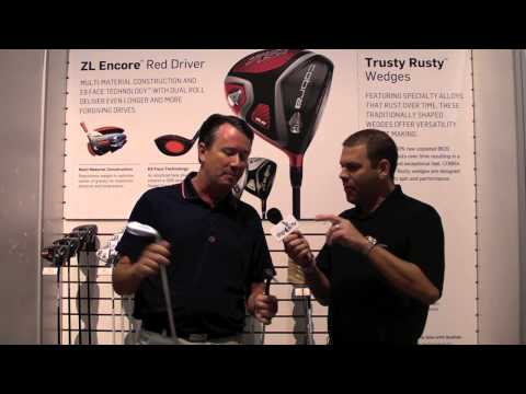 Cobra Tour Trusty Rusty Wedge Preview