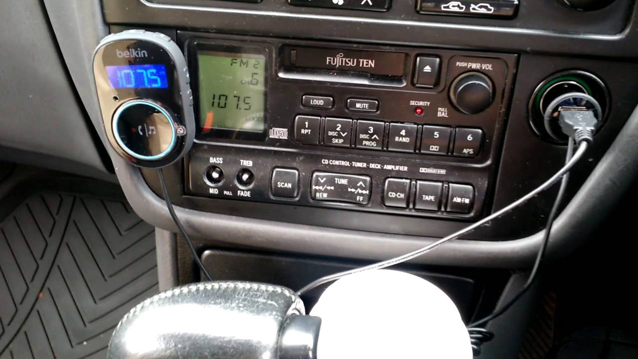 1996 Toyota Vienta High End Camry Stereo Audio Quality