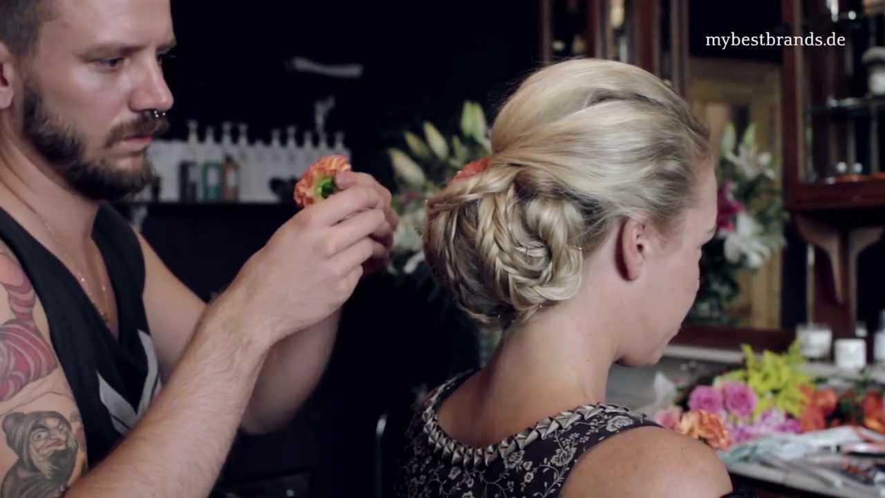 Trachtenfrisuren fur kurze haare
