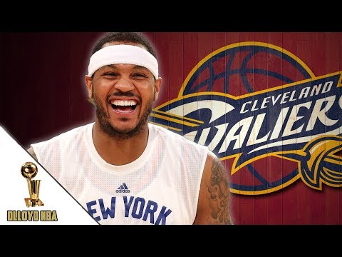 Cavs Still Interested In Trading For Carmelo Anthony!!!