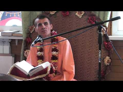 Бхагавад Гита 14.20-25 - Вальмики прабху
