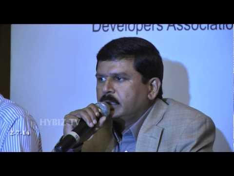 G Ram Reddy AP President CREDAI