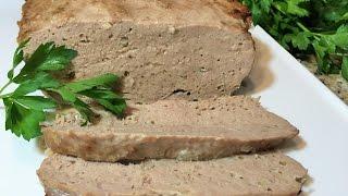 МЯСО- СУФЛЕ. Нежное, сочное,  мягкое и ароматное.  ( Meat Souffle )