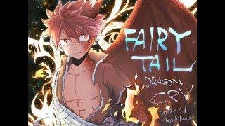 AMV| Fairy Tail - Dragon Cry (плач дракона) | Skillet – Hero (cover на русском)