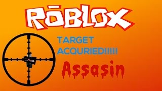 TARGET ACQUIRED | Roblox w/PRFGamerTron