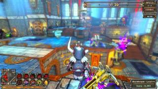 Dungeon Defenders Live Stream 02/25/12 #4 - VOD