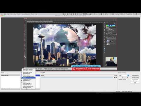 07 Desktop Computer Live Streaming Tips and Tricks | Adobe Creative Cloud