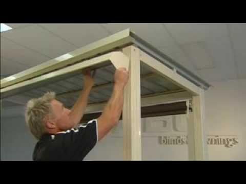 How to Measure and Install ABC Blinds Automatic Awning