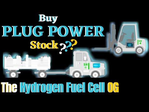 Plug Power Stock Analysis - The Hydrogen Fuel Cell OG [PLUG Stock Analysis ]