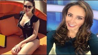 Paulina Garcia Robles - Conductora de ESPN deportes Instagram Stories HD