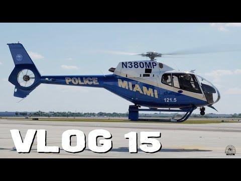 Miami Police VLOG 15: Police Helicopter