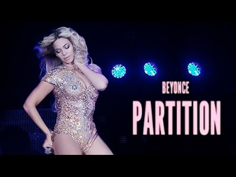 Partition - Beyoncé | The Mrs Carter Show | DVD 2014