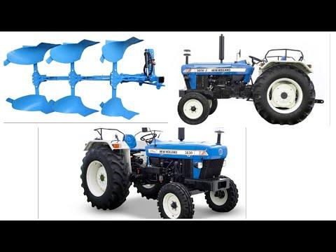 New Holland 3630 tx Plus+ vs 3mb rebersible plough