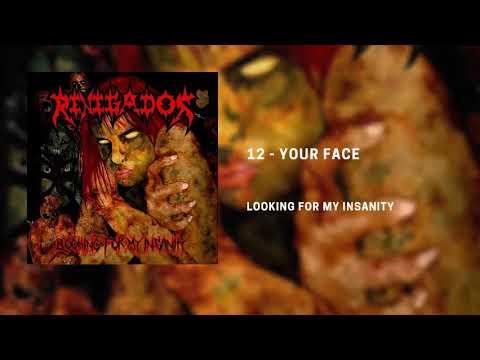12. Renegados - Your face (Versão regravada)