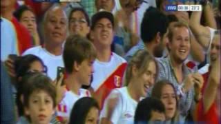 Peru 2 Uruguay 1 (Relato Alberto Raimundi)  Eliminatorias Rusia 2018