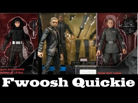 Quickie! Marvel Legends Stan Lee and Star Wars Black Series Solo Wave 1 Boxed Hasbro