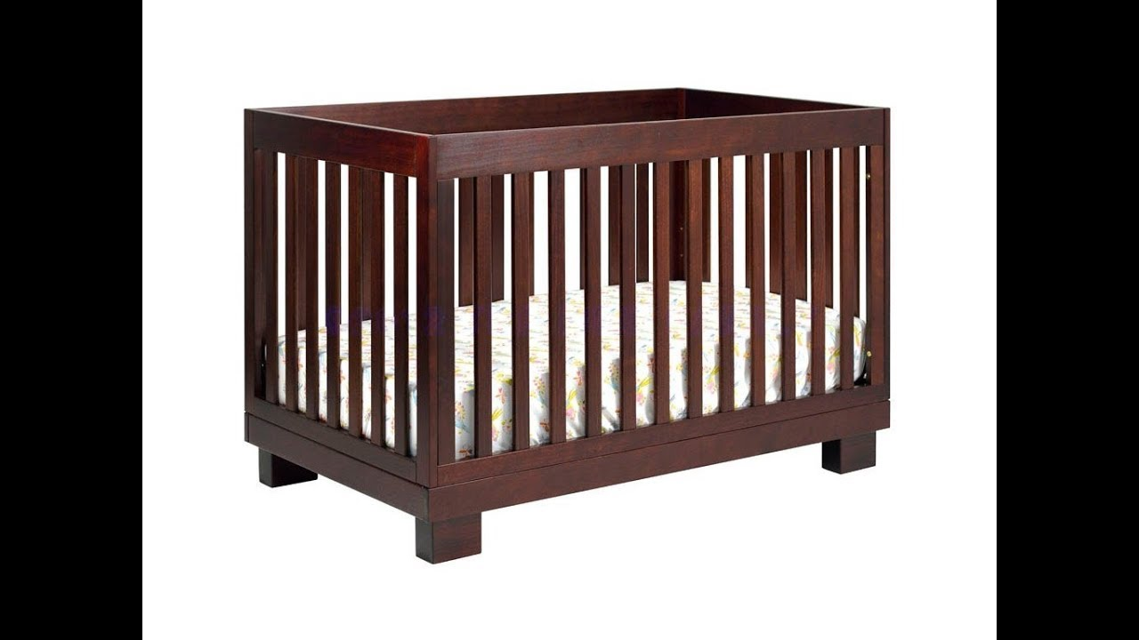How To Asemble The Babyletto Modo Crib Greenguard Gold