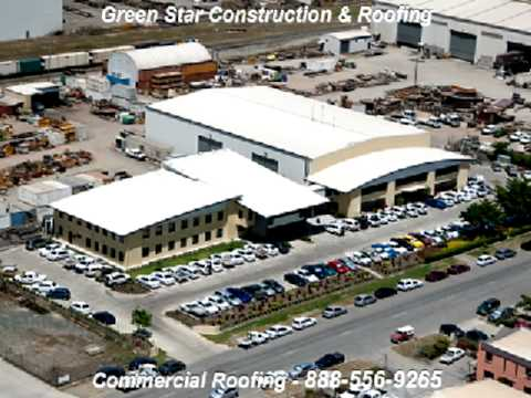 Commercial Roofing Contractors. Dallas & Fort Worth, Texas