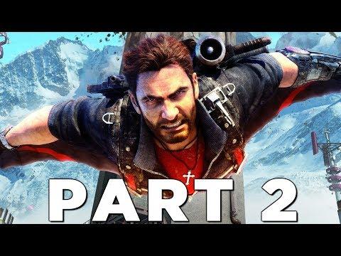 JUST CAUSE 4 Walkthrough Gameplay Part 2 - GARLAND (JC4)