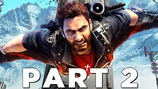 JUST CAUSE 4 Walkthrough Gameplay Part 2 - GARLAND (JC4)