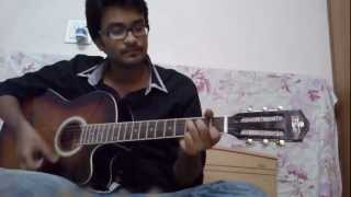 New york nagaram guitar cover by Rana