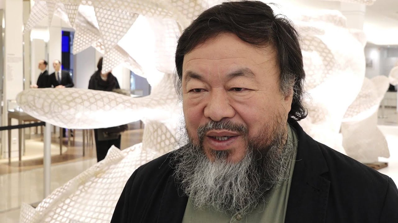 Karambolage Arte Le Bon Marche Ai Weiwei On His Fantastical Creatures At Le Bon Marché