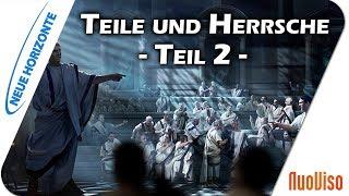 Spalte und herrsche! Teil 2 - Frank Rüdiger Halt