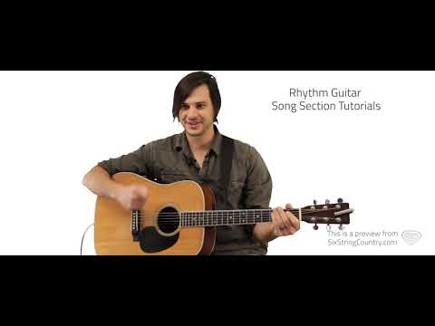 Tequila Guitar Lesson - Dan & Shay Mp3