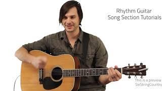 Tequila Guitar Lesson - Dan & Shay