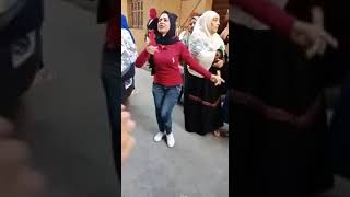 اجمد بنت ترقص ع مهرجان رب الكون ميزنا بميزه  حمو بيكا