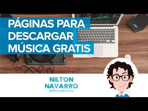 10 páginas para descargar música gratis para tus videos | Sonidos gratis | Nilton Navarro