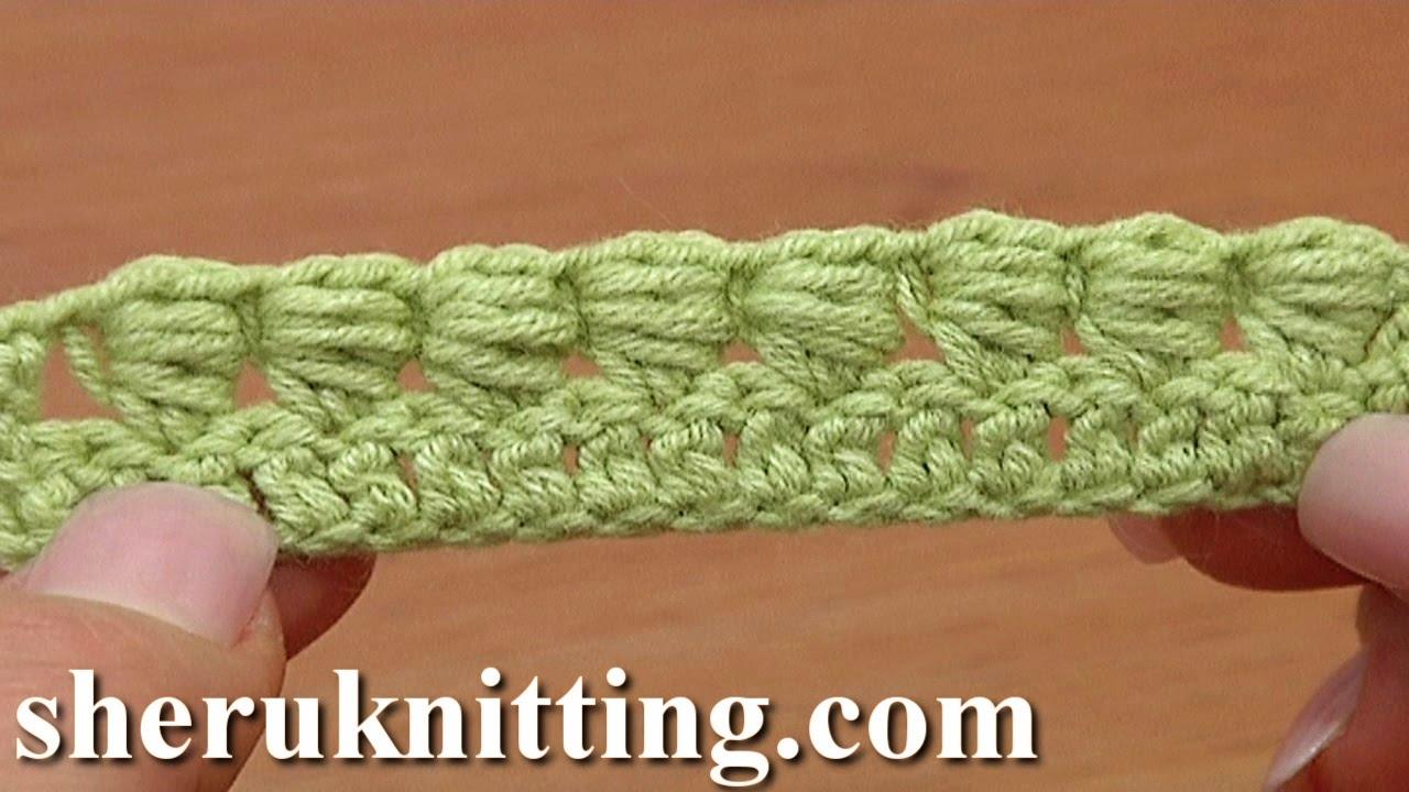 How To Crochet Bullion Block Stitch Tutorial 40 Part 1 Of 7 One Way