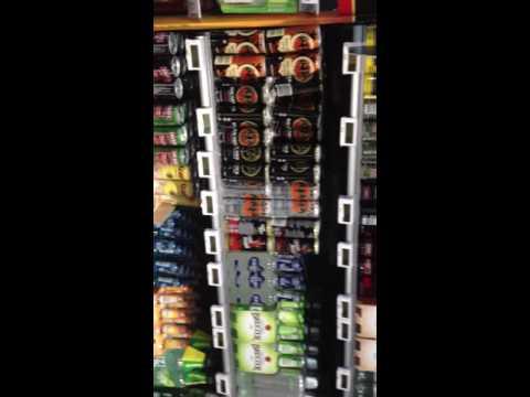 Liquor Shopping In Carrefour, Turnhout, Belgium