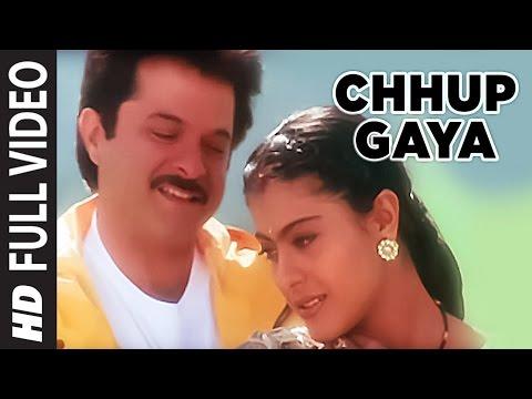 Chhup Gaya Full Song  Hum Aapke Dil Mein Rehte Hain  Anil Kapoor, Kajol