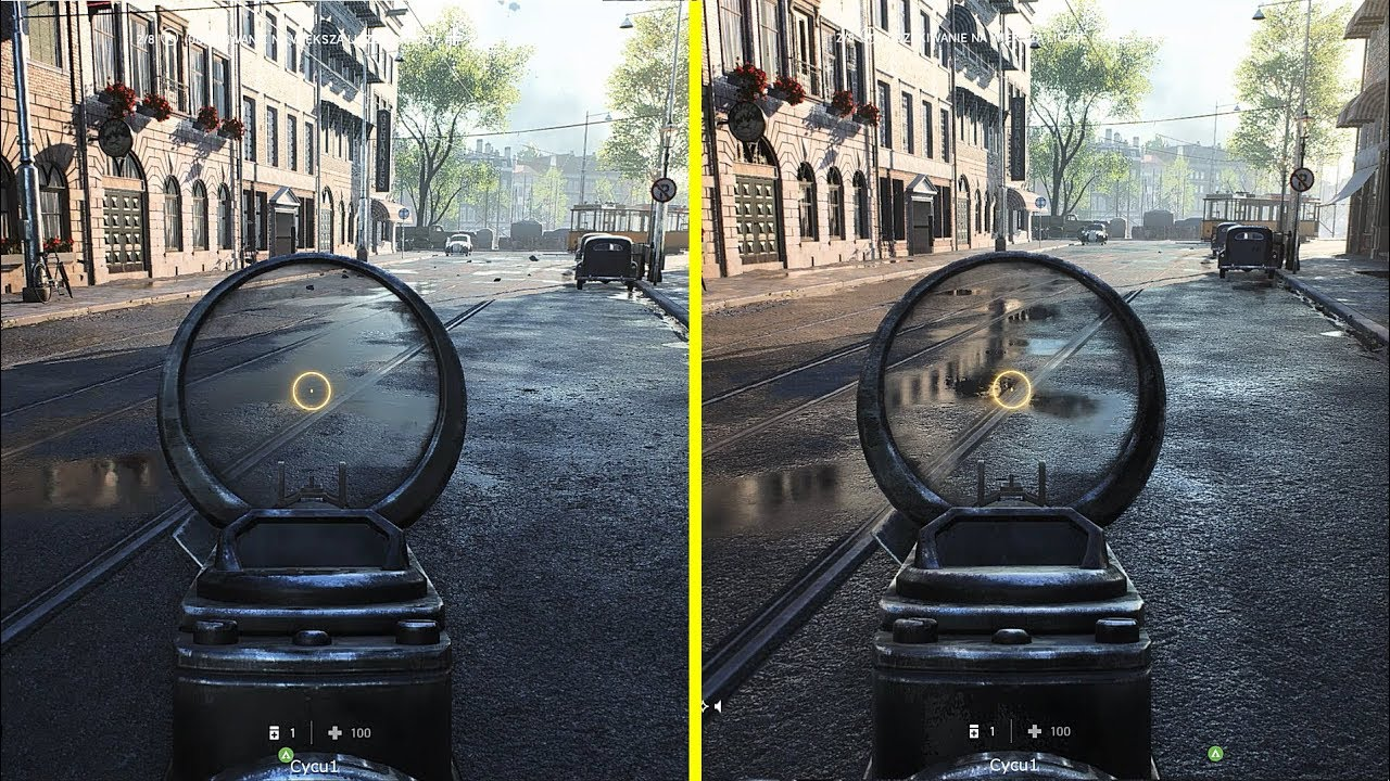 Battlefield V - Ray Tracing On vs Off / Frame Rate Test ...