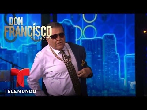 ¡Don Francisco es el nuevo latin lover! | Don Francisco Te Invita | Entretenimiento