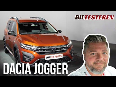 Verdenspremiere på Dacia Jogger (første indtryk)