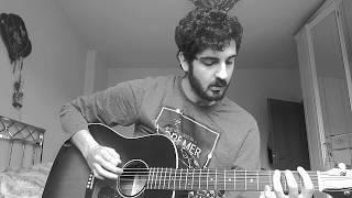 Calcutta - Paracetamolo (COVER + riff chitarra)