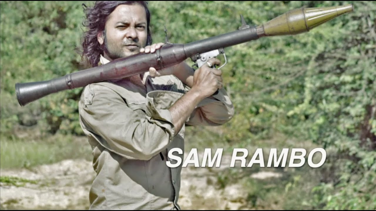 rocket launcher RPG B40 Cambodia - YouTube