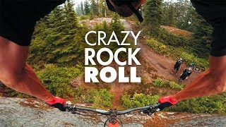 WHISTLER HELI-DROP WITH THE LOAM RANGER! | Riding Rainbows End!