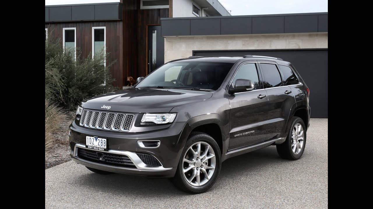 the all new jeep grand cherokee summit platinum au spec wk2 39 2015 2016 review outside. Black Bedroom Furniture Sets. Home Design Ideas