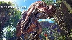 Monster Hunter: World Gameplay - Epischer Kampf gegen Anjanath