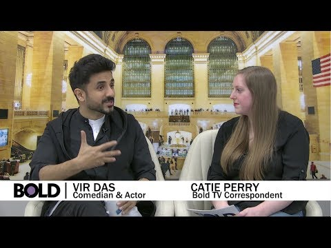 Comedian Vir Das: The Left vs. Right Divide is Overrated — 'We're All Hufflepuffs'