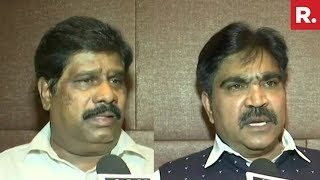 Karnataka Independent MLAs H. Nagesh And R. Shankar Withdraw Support To Congress-JD(S) Coalition