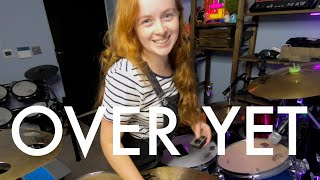 Over Yet - Hayley Williams - Drum Cover