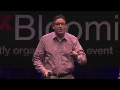 Who Becomes a Leader? (It Could Be You): Larry Singell at TEDxBloomington
