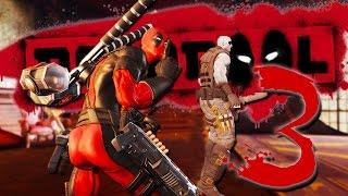 FANGIRL DATE   Deadpool #3