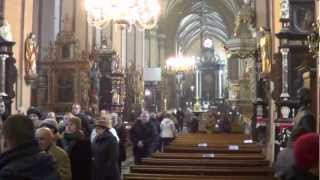 "G. F. Haendel - ""Alleluja"" z Oratorium ""Mesjasz"". Archikatedra Frombork"